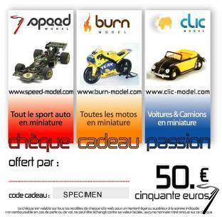 Divers Chèque cadeau 50 euros  autre