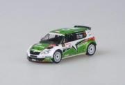 Skoda Fabia S2000 1st Mecsek Rally - Limited edition 300 pcs  1/43