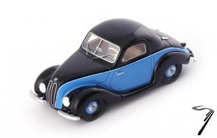 BMW .  noire / bleue - Allemagne 1/43
