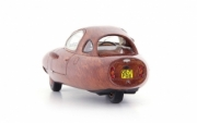 Citroen . Wood Tryane II marron - Grande Bretagne / France 1/43