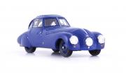 BMW . Stromlinie Versuchswagen bleu - Allemagne 1/43