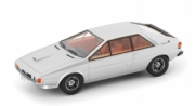 Audi . Asso Di Piche Italdesign argent - Allemagne / Italie 1/43