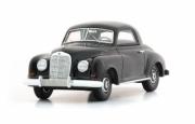 Mercedes . 1.2 L prototype noir - Allemagne 1/43