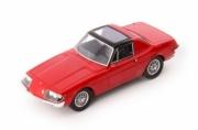 Ferrari 330 GTC Zagato rouge - Italie - USA GTC Zagato rouge - Italie - USA 1/43