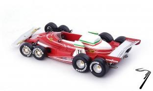 Ferrari 312 T8 - avec livre de l'année en Anglais  1/43
