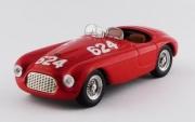 Ferrari 166 MM Barchetta 1er #624 Mille Miglia  1/43