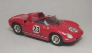 Ferrari 250P #23 24H Le Mans meilleur tour  1/43