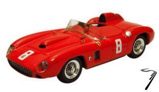 Ferrari 290 MM Buenos-Aires  1/43