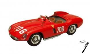 Ferrari 750 Monza Mille Miglia N°706  1/43