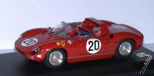 Ferrari 275 P #20 1er 24H Le Mans  1/43