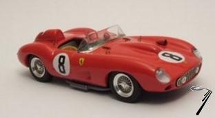 Ferrari 315S #8 24H Le Mans  1/43