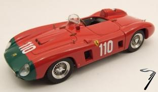 Ferrari 860 #110 Monza  Targa florio  1/43
