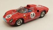 Ferrari 330 P #14 2ième 24H Le mans  1/43