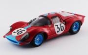 Ferrari Dino 206 S #36  24H du Mans  1/43