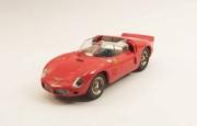 Ferrari . Dino SP Prova rouge (modèle en résine) 1/43