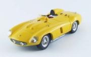 Ferrari 750 Test Monza jaune  Monza test jaune 1/43