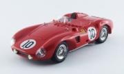 Ferrari 625 #10 24H du Mans - modèle en résine  1/43