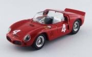 Ferrari 246 DINO SP #4 Nurburgring - modèle en résine  1/43