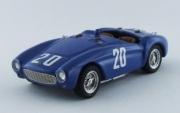 Ferrari 500 Mondial #20 12H Hyères France - resin model  1/43