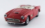 Ferrari 250 california dark red california dark red 1/43