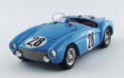 Ferrari 500 Mondial #28 1er 12H de Reims - modèle en résine  1/43
