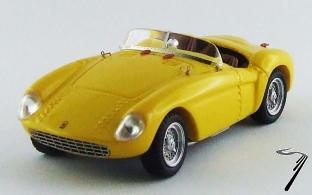 Ferrari . Mondial jaune - modèle en résine 1/43