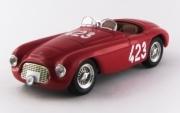 Ferrari 166 MM Barchetta #423 1er Tour de Sicile  1/43