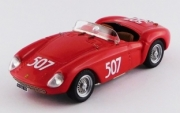 Ferrari 500 Mondial #507 12th Mille Miglia - resin model  1/43