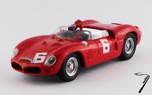 Ferrari 246 DINO SP #6 1er Guards Trophy Brands Hatch  1/43