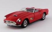 Ferrari 250 California LWB cabriolet america rouge California LWB cabriolet america rouge 1/43