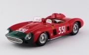 Ferrari 860 Monza #551 2ème Mille Miglia  1/43