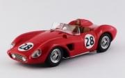 Ferrari 500 TRC 10ème 12 Hrs Sebring  1/43