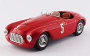 Ferrari 166 MM BARCHETTA - G.P. Automobile Club France Comminges #0010   1/43