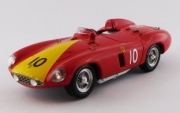 Ferrari 750 MONZA #10  2eme GP du Vénézuela #0496 R.R. -   1/43