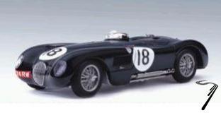 Jaguar Type C 1er 24H du Mans  1/43