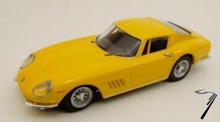 Ferrari 275 GTB/4 Jaune GTB/4 Jaune 1/43