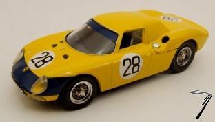 Ferrari 250 #28 24H Le Mans  1/43