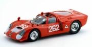Alfa Romeo  33.2  Vaccarella / De Adamich - #264  1/43