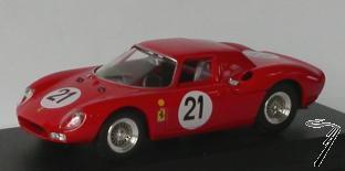 Ferrari 250 LM #21 1er 24H Le Mans   1/43