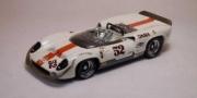 Lola T70 Spider #52 Laguna Seca  1/43