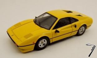 Ferrari 308 GTB Jaune GTB Jaune 1/43