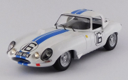 Jaguar Type E #16 - 24H du Mans  1/43