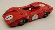 Ferrari 312P Spider #1 Monza  1/43