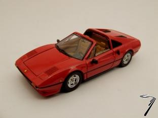 Ferrari 308 GTS Rouge GTS Rouge 1/43