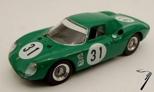 Ferrari 250 Le Mans Sebring N°31  1/43