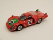 Alfa Romeo 33.2 N°39 24H Le Mans   1/43