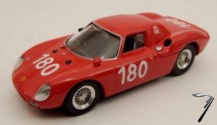 Ferrari 250 LM Targa Florio  1/43