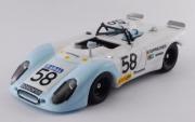 Porsche 908/02 Flunder #58 24H de Mans  1/43