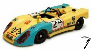 Porsche 908/2 Flunder Monza N°23  1/43