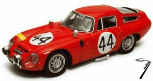 Alfa Romeo TZ1 24H Le Mans #44  1/43
